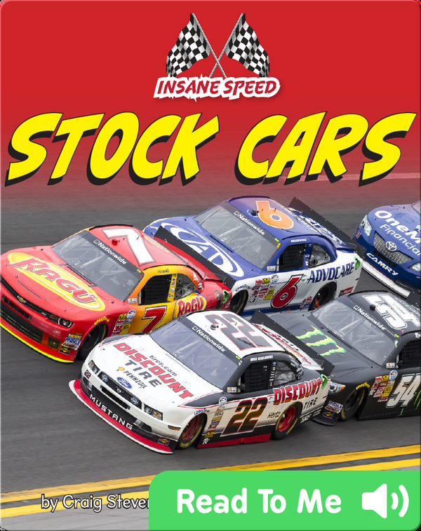 Insane Speed- Stock Cars