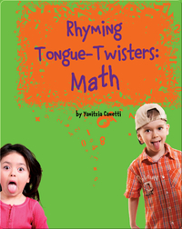 Rhyming Tongue-Twisters Math
