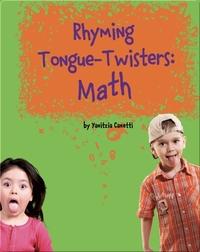 Rhyming Tongue-Twisters Math