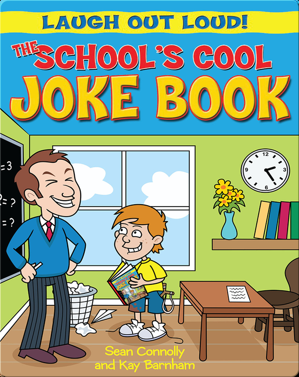 The School's Cool Joke Book