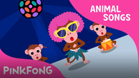 Cheeky Monkey (Animal Songs)
