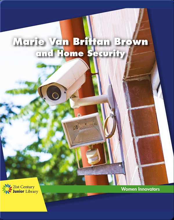 Marie Van Brittan Brown and Home Security
