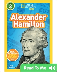 National Geographic Readers: Alexander Hamilton