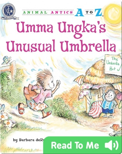 Umma Ungka's Unusual Umbrella