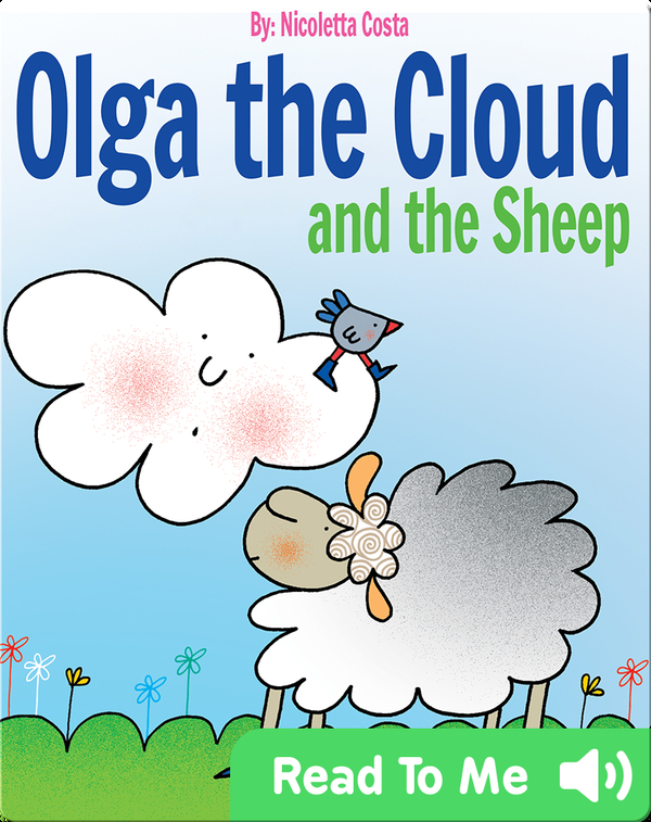 Olga the Cloud and the Sheep