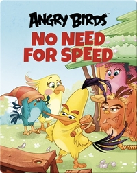 Angry Birds: No Need for Speed