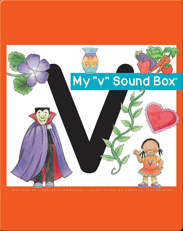 My 'v' Sound Box