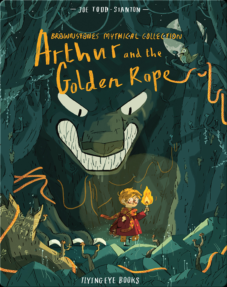Arthur and the Golden Rope Children's Book by Joe Todd Stanton   Discover  Children's Books, Audiobooks, Videos & More on Epic