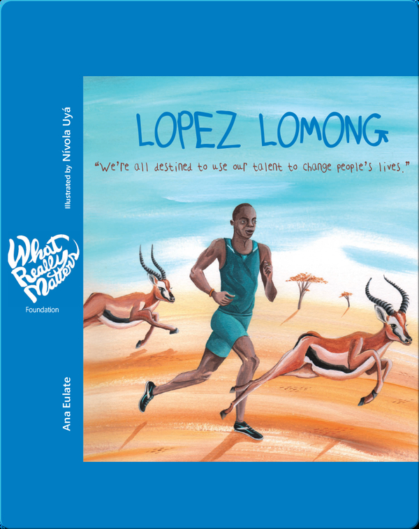 Lopez Lomong: What Really Matters