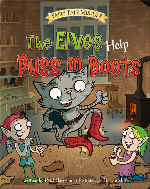 Elves Help Puss in Boots
