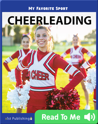 My Favorite Sport: Cheerleading