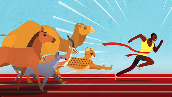 How Did Humans Get to be Such Great Endurance Runners?