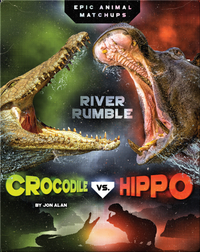 Crocodile vs. Hippo