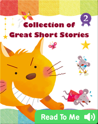 Collection of Great Short Stories #2