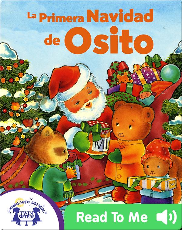La Primera Navidad de Osito