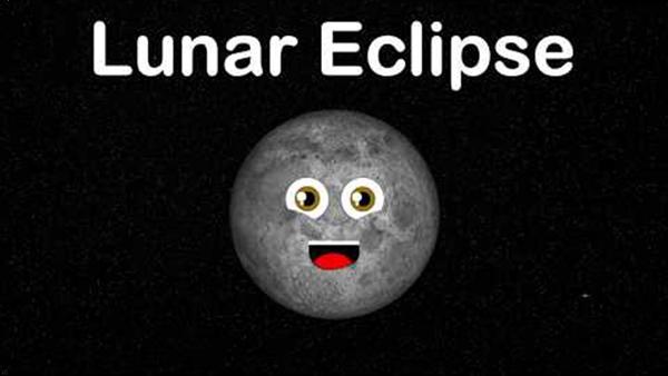 Lunar Eclipse for Kids Song
