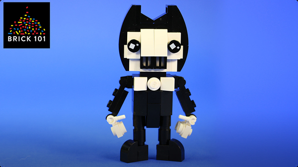 How To Build LEGO Bendy