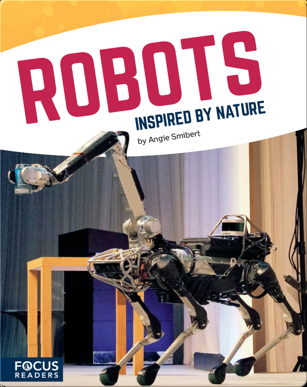 Robots Inspired by Nature