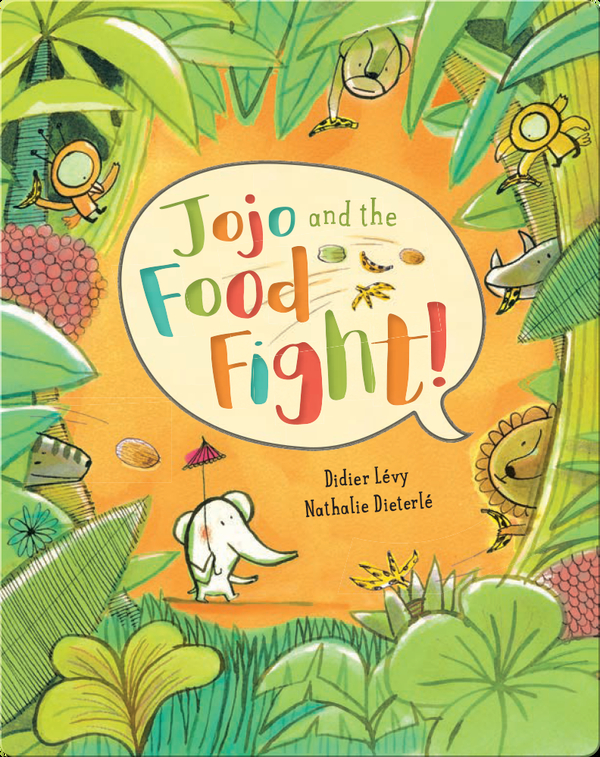 Jojo and the Food Fight!