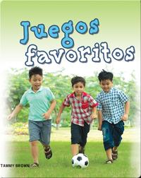 Juegos favoritos: Favorite Games