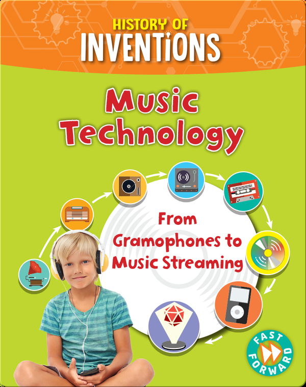 Music Technology: From Gramophones to Music Streaming