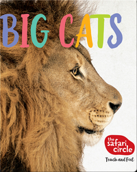 Safari Circle: Big Cats