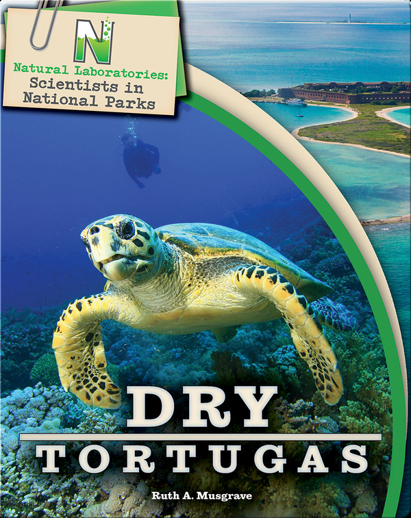 Scientists in National Parks: Dry Tortugas