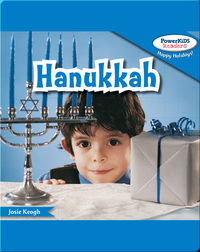 Happy Holidays: Hanukkah