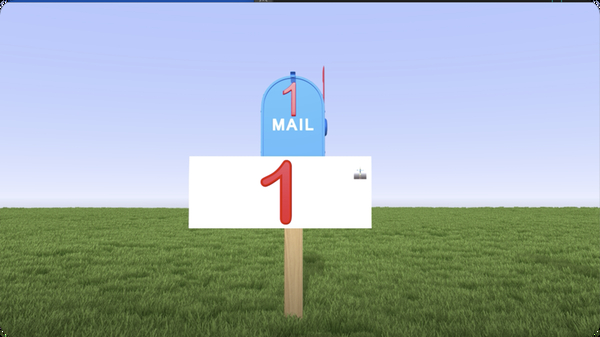 Counting to 10 With a Mailman