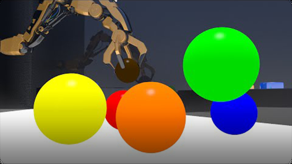 Learn Colors with the Fun Robotic Arm