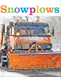 Community Vehicles: Snowplows
