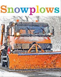 Community Vehicles: Snowplows