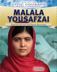 Malala Yousafzai: Pakistani Activist for Female Education