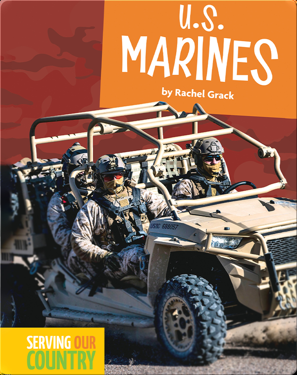 Serving Our Country: U.S. Marines