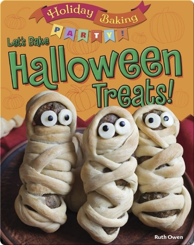 Let's Bake Halloween Treats!