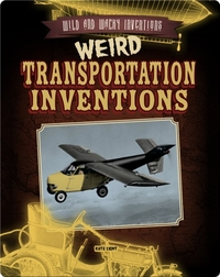 Weird Transportation Inventions