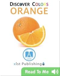 Discover Colors: Orange