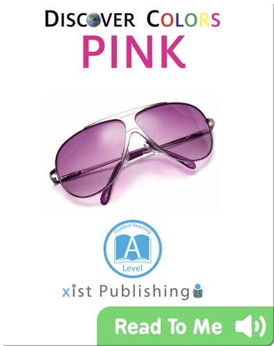 Discover Colors: Pink