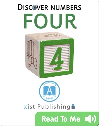 Discover Numbers: Four