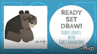Ready Set Draw: Chris Haughton!