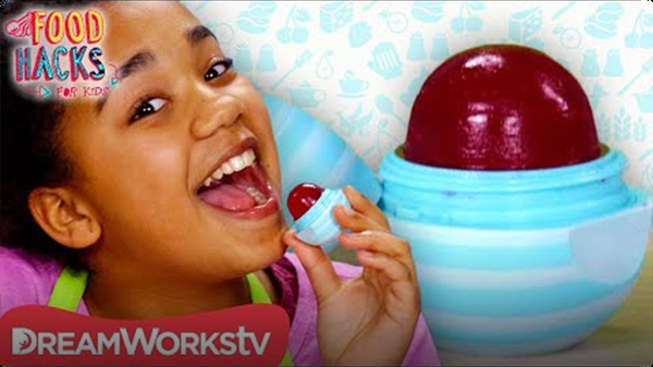 Edible EOS Hacks | FOOD HACKS FOR KIDS