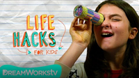 Totally Tubular Hacks I LIFE HACKS FOR KIDS