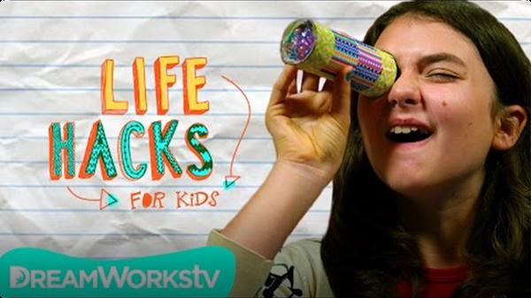 Totally Tubular Hacks I LIFE HACKS FOR KIDS