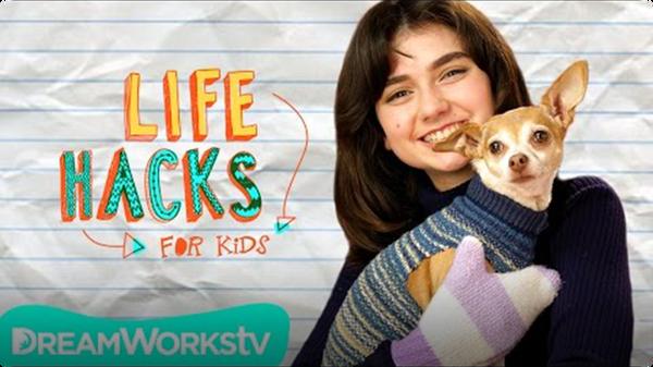 Super Sweater Hacks | LIFE HACKS FOR KIDS