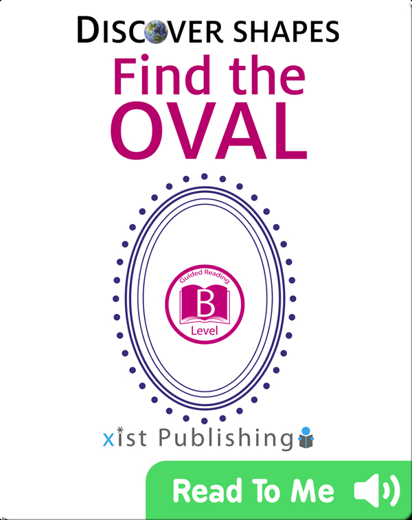 Discover Shapes: Find the Oval