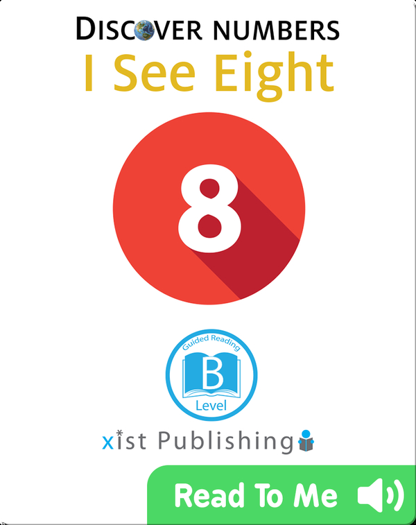 Discover Numbers: I See Eight