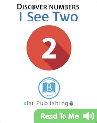 Discover Numbers: I See Two