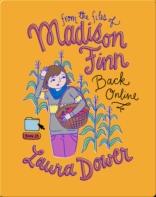Back Online (From the Files of Madison Finn)