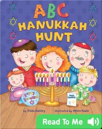 ABC Hanukkah Hunt