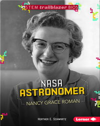 NASA Astronomer Nancy Grace Roman